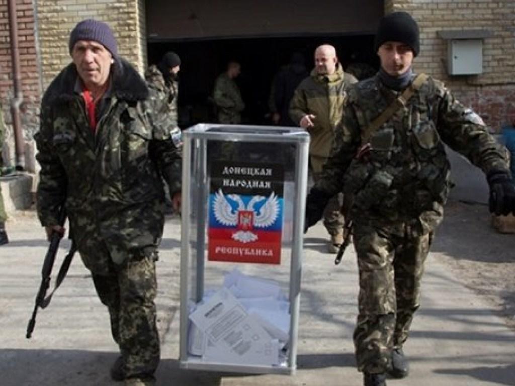 Странные «выборы» в «ДНР»: к чему оккупанты готовят жителей Донбасса