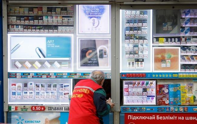Украина вошла в пятерку крупнейших поставщиков контрабандных сигарет в ЕС