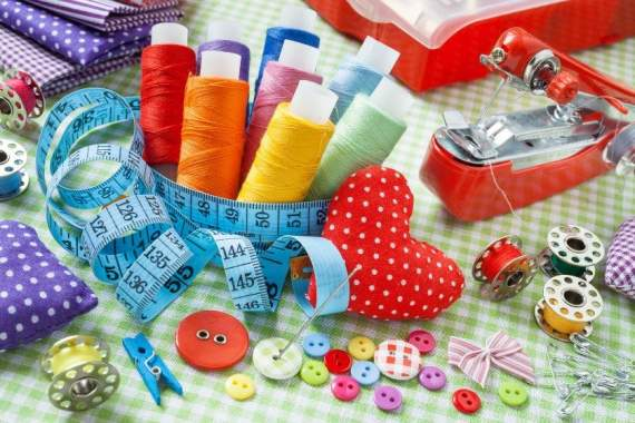 Як вибрати якісну швейну фурнітуру і в якому магазині?