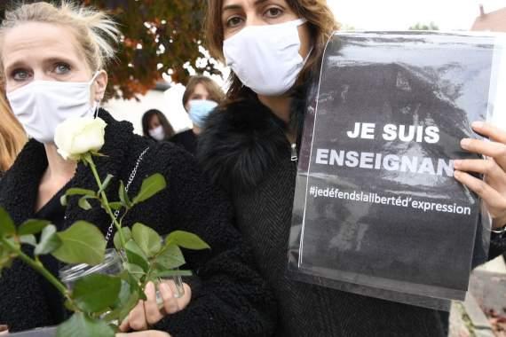 У Франції росіянин публічно відрізав голову людині