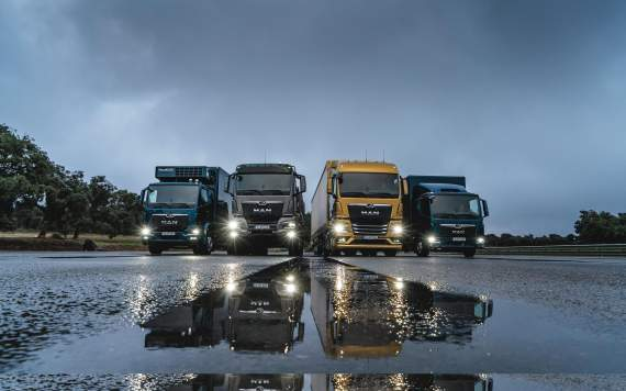 Как выбрать грузовые автомобили МАН