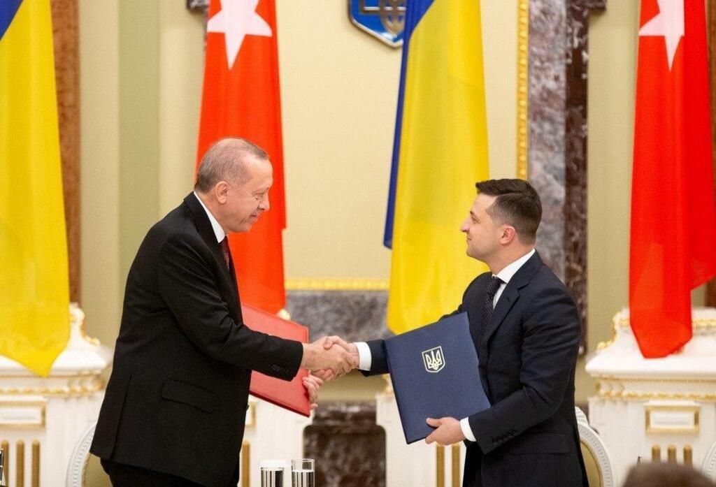 Турция поможет Украине вернуть Крым: Зеленский и Эрдоган сделали заявления