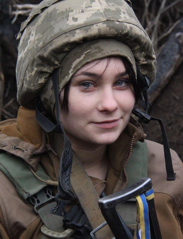 Ангел-охоронець з передової! Молодший сержант Катерина на війні з 2017 року…