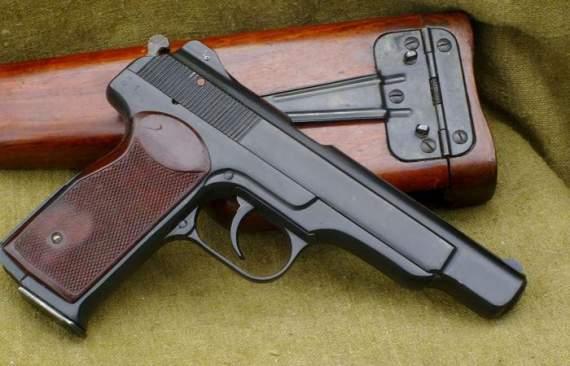 Автоматичний пістолет Стєчкіна – артефакт радянської епохи, який отримав світове визнання