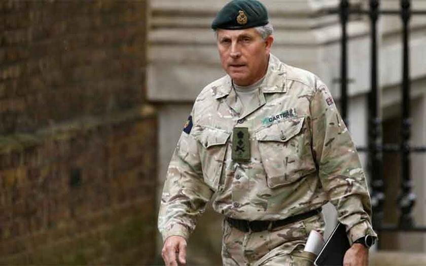 Начальник Штаба обороны Британии заявил о риске новой мировой войны