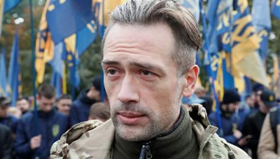 Російський актор, який воював на Донбасі проти РФ, одружився з українкою