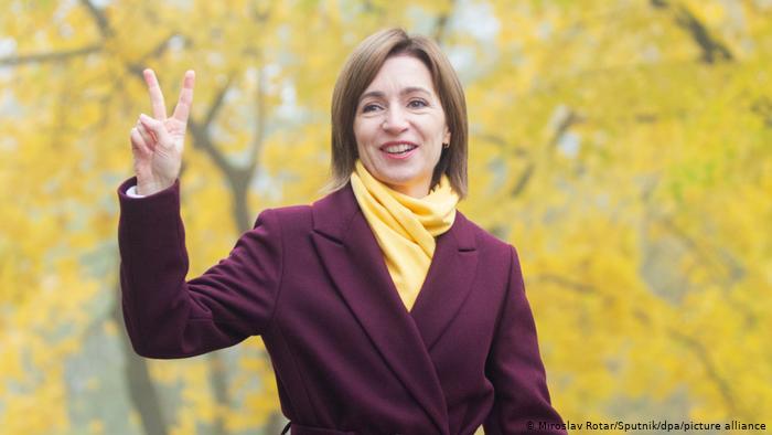 «Российские войска должны уйти из Приднестровья, а Крым – это Украина»: заявление Майи Санду