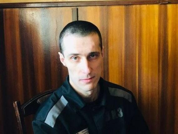 Сотрудники российской колонии избили «охранника Яроша» Александра Шумкова