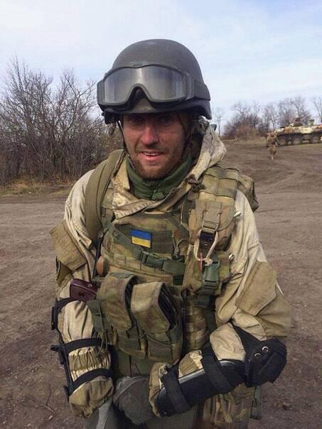 """Старший лейтенант Павло Чайка у своі 26 років став повним Кавалером ордена """"За Мужність""""! Це твiй син, Україно! ПИШАЙСЯ!"""