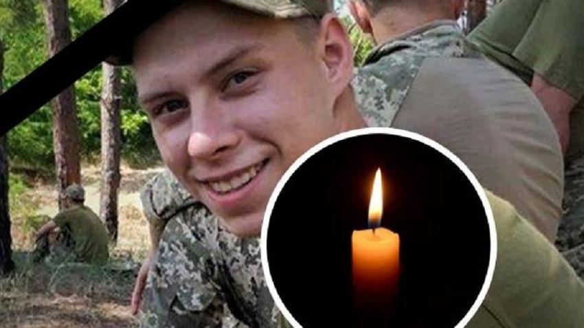 «Сину, спи, тато зробить»: Батько їде на Донбас помститися за загиблoго 19-річного сина