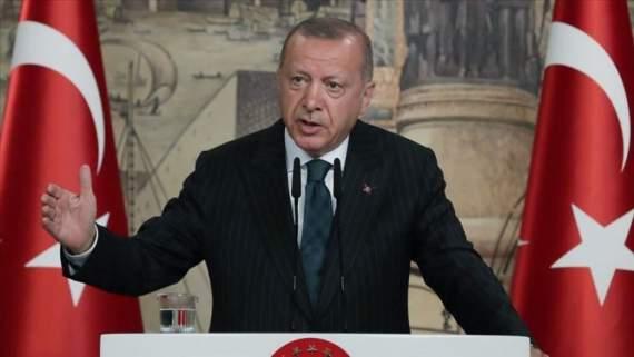 Эрдоган объявил о введении турецких войск в Нагорный Карабах