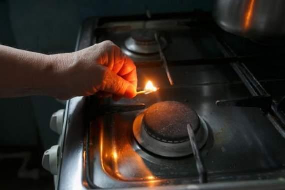 Украинцам без счетчиков отключат газ уже через месяц