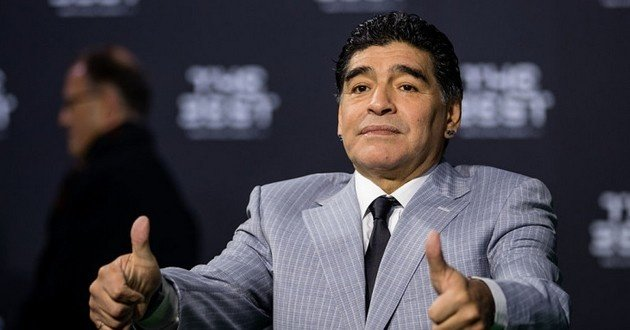 Умер Диего Марадона, легендарный футболист