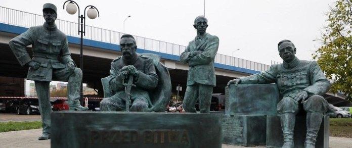 В Польше открыли памятник украинскому военному деятелю: опубликованы фото