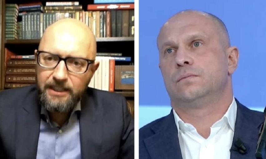 """Илья Кива подает иск на """"бородатого"""" Арсения Яценюка"""