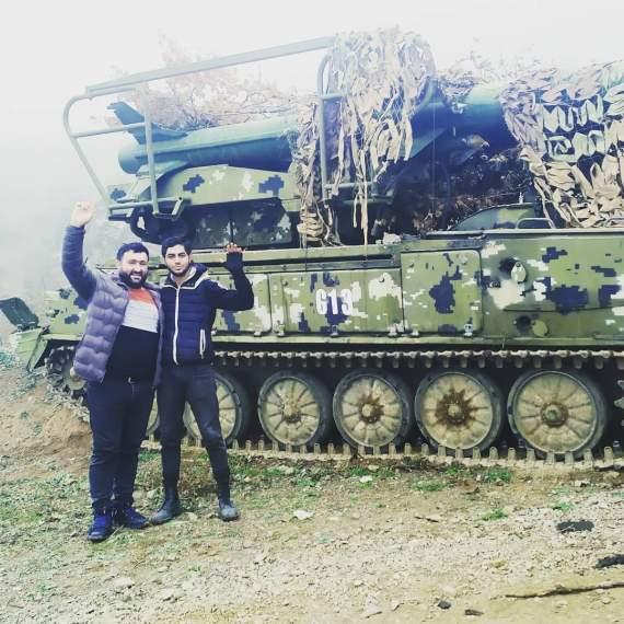 Армения потеряла четыре из шести размещенных в Карабахе зенитных ракетных комплексов Тор-М2КМ