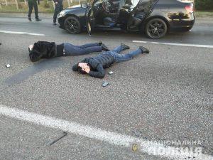 На Дніпропетровщині одночасно затримали 25 озброєних учасників наркоугруповання (відео)