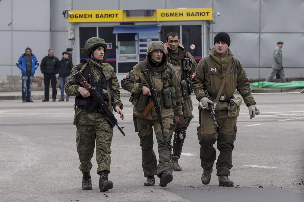 На оккупированный Донбасс вернулись криминальные «девяностые»