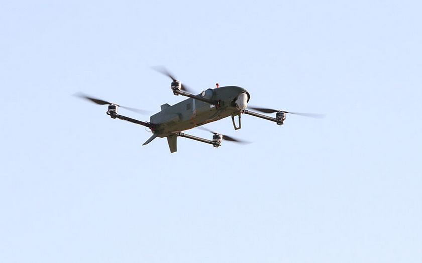 Новый проморолик израильского дрона-камикадзе ROTEM L. ВИДЕО