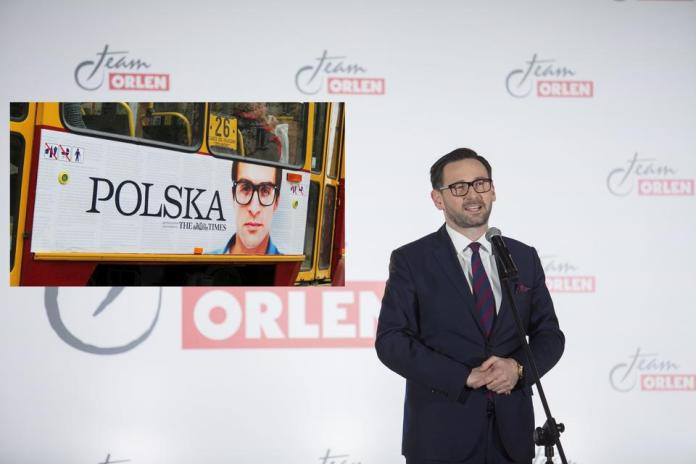 Польский государственный нефтяной концерн Orlen выкупает у немцев 140 газет и 500 новостных сайтов