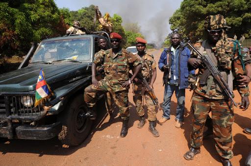 Война в ЦАР: отряды повстанцев стремительно приближаются к столице. ВИДЕО