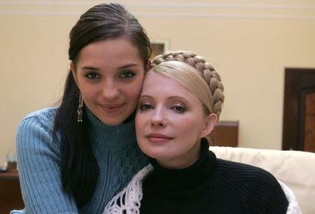 Юлия Тимошенко в третий раз стала бабушкой
