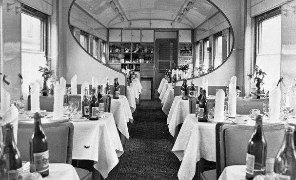 Что можно было заказать в вагонах-ресторанах в СССР