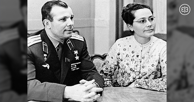 Кем на самом деле была жена Юрия Гагарина