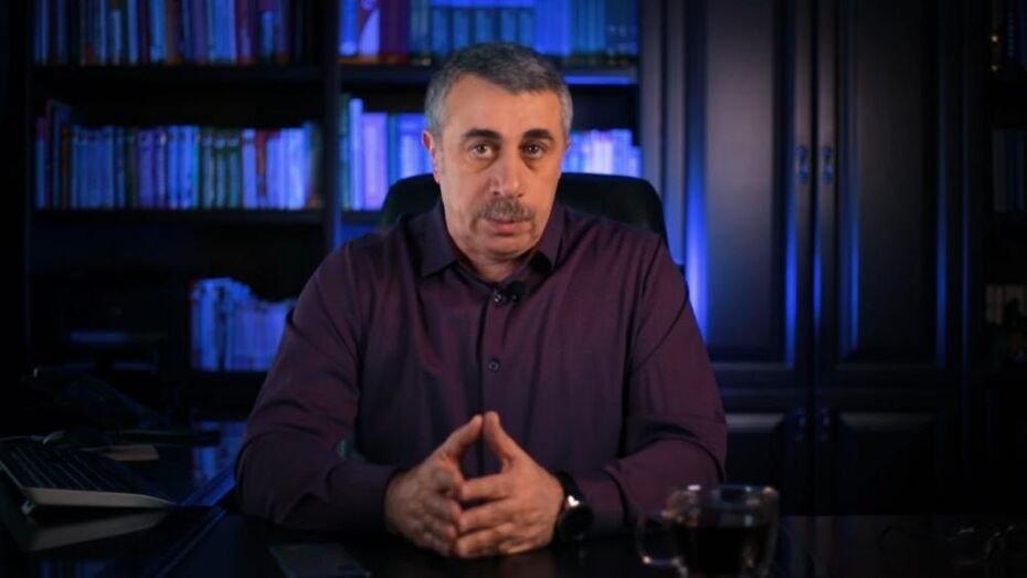 Комаровский рассказал об опасных последствиях коронавируса