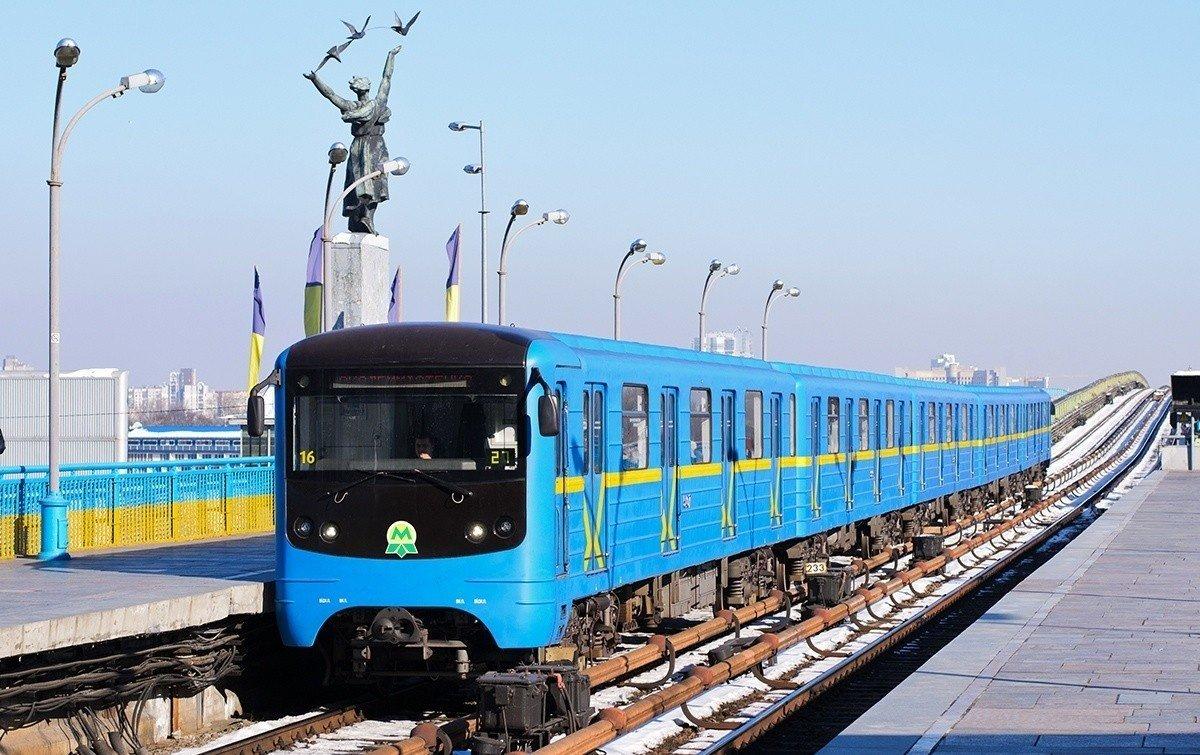 Киевский метрополитен продлит одну из линий и откажется от трех новых станций