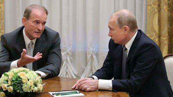 На плечах протеста. Медведчук планирует использовать ФОПовцев для расшатывания ситуации в стране
