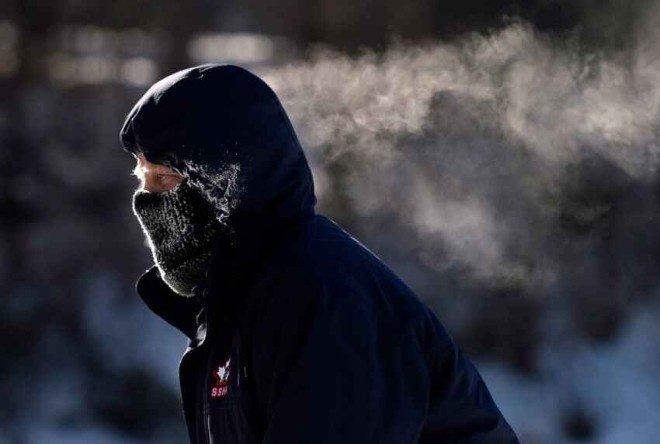 На Украину надвигается волна арктического холода