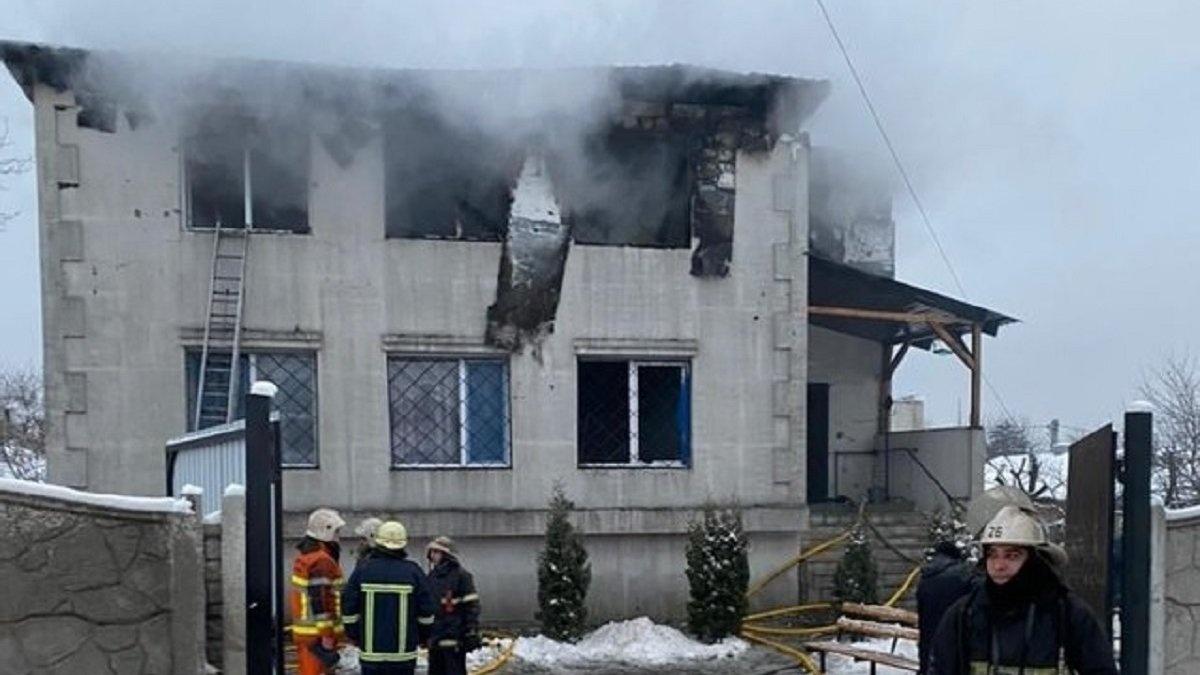 Пожар в Харькове: количество жертв увеличилось