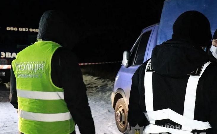 Стрельба в лесу: под Мариуполем копы убили директора рынка
