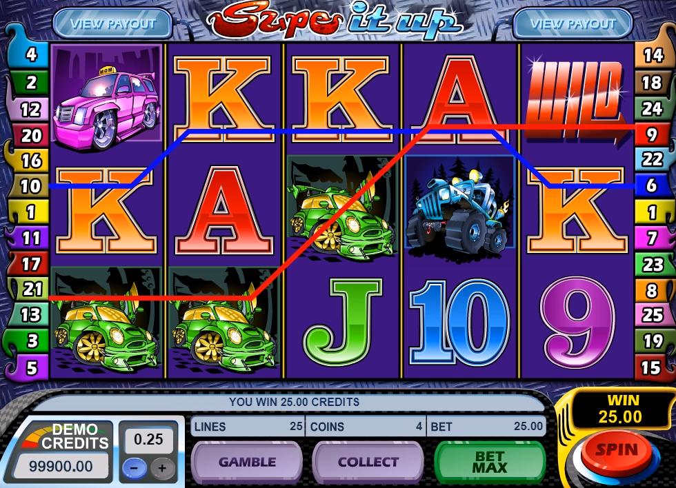 Большой выбор лицензионных игр в казино Гаминатор