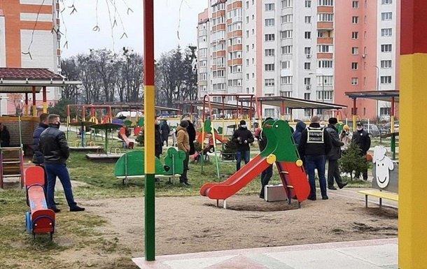 В Виннице на территории детсада произошел взрыв