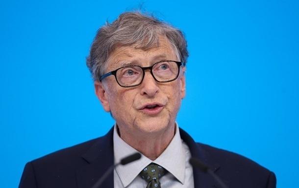 Билл Гейтс выделит $2 миллиарда на борьбу с изменением климата