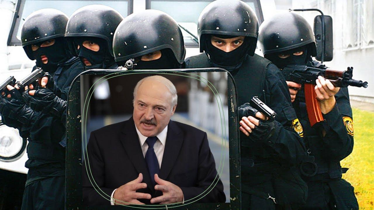 Фашизм обыкновенный, белорусский вариант… ВИДЕО