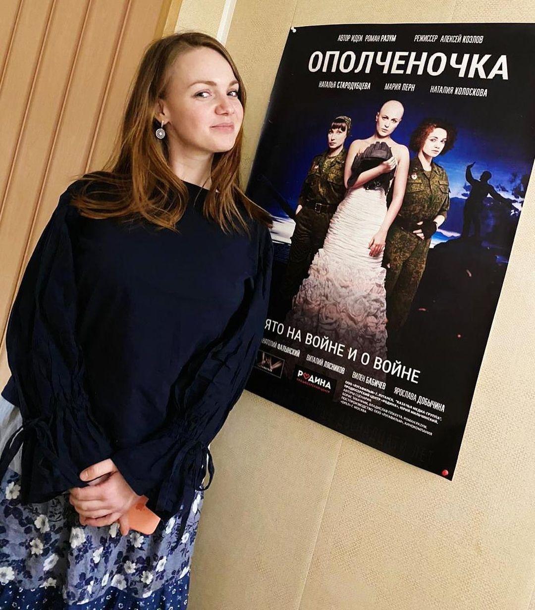 Кинотеатры Москвы отказались демонстрировать фильм «Ополченочка» о боевиках Донбасса