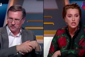 Назвав колаборанткою: Чорновіл вивів з себе Єгорову, вона влаштувала істерику (відео)