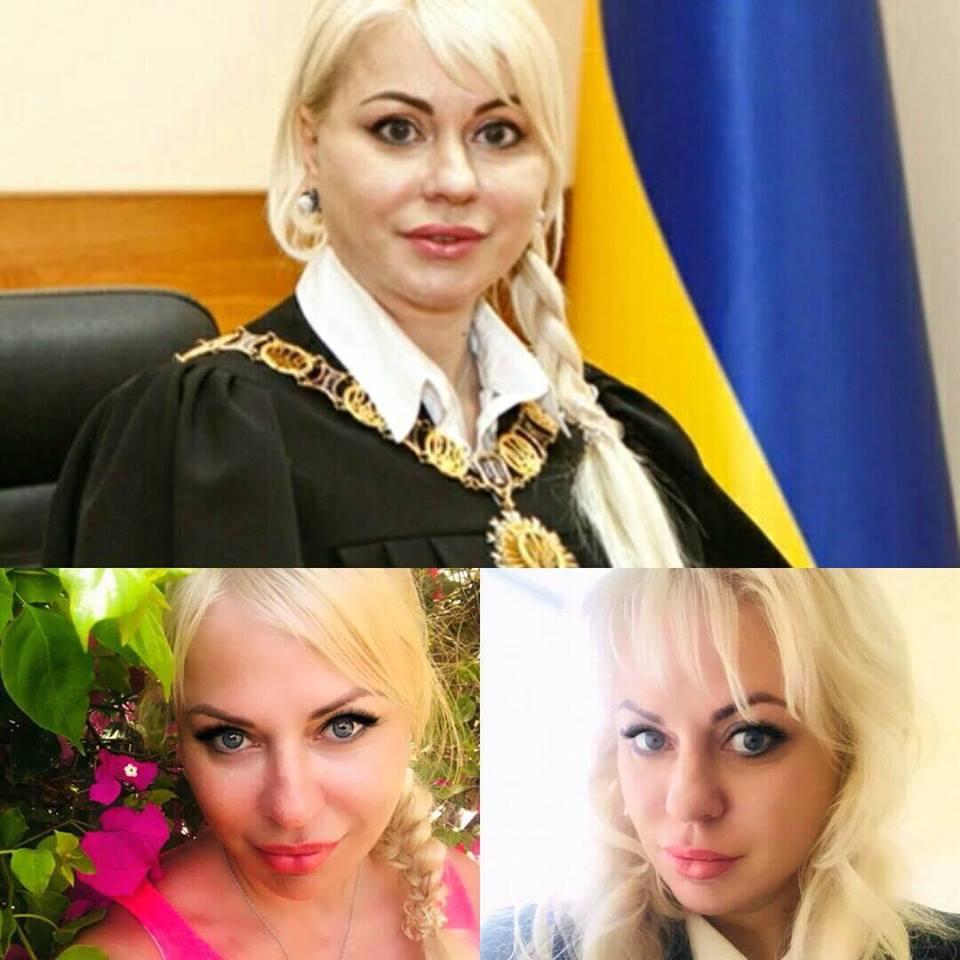 """Обличчя Українського Правосуддя. І поки Український Народ буде Дивитися крізь пальці на """"служителів Феміди"""" мільйонерів і мілліардерів- ні про яке справедливе правосуддя не може бути і мови …"""
