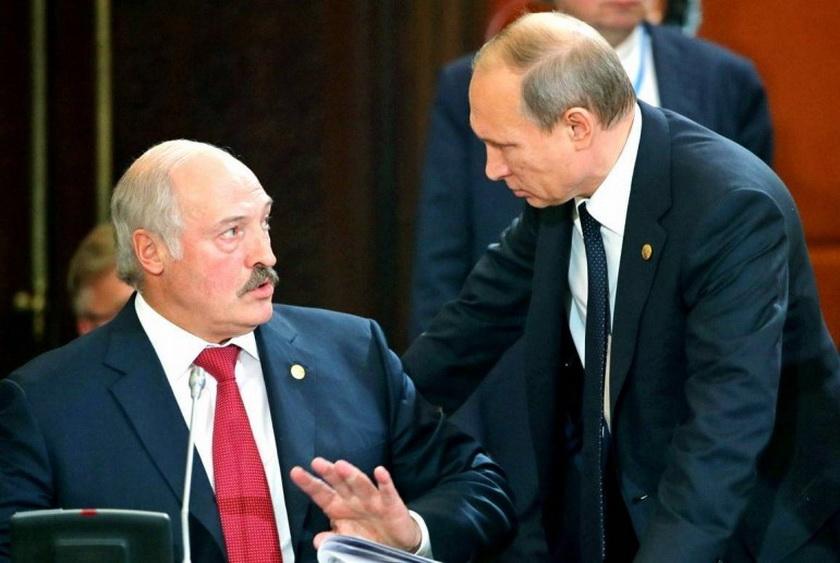 Обнищавший Лукашенко просит у Путина еще $3 миллиарда