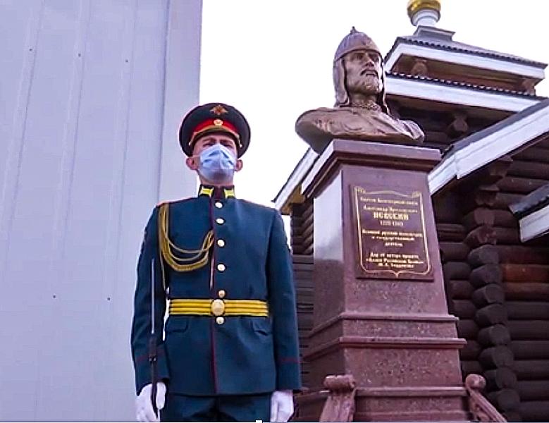 Росія встановила у Сирії пам'ятник васалу Золотої Орди