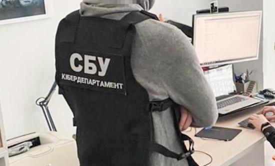 СБУ блокувала діяльність транснаціонального хакерського угруповання. ФОТО