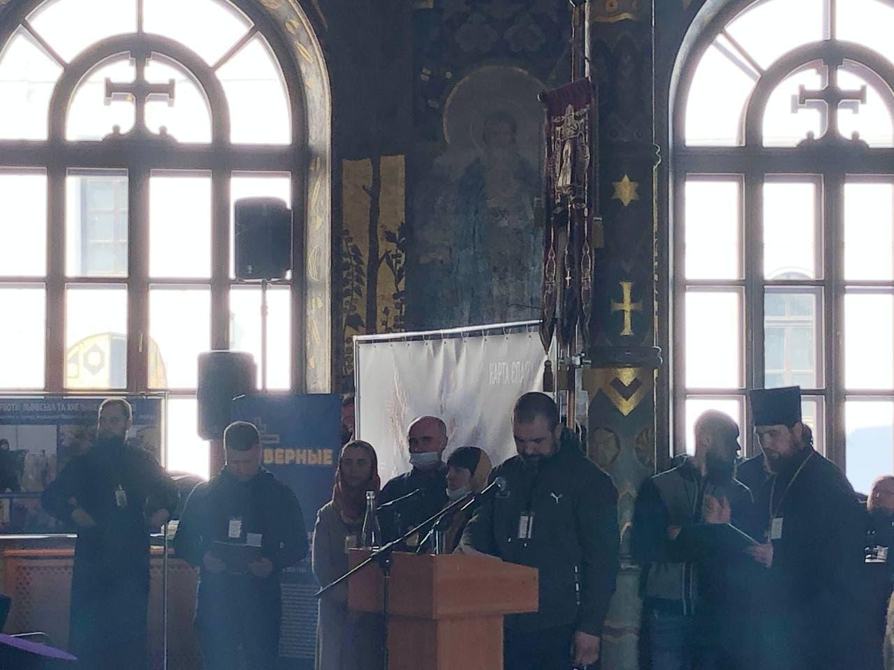 В Киево-Печерской Лавре агенты влияния РФ согласовывают план по срыву визита Варфоломея в Украину