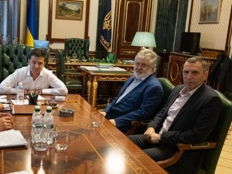 Зеленский рассказал, что хочет сделать с олигархами