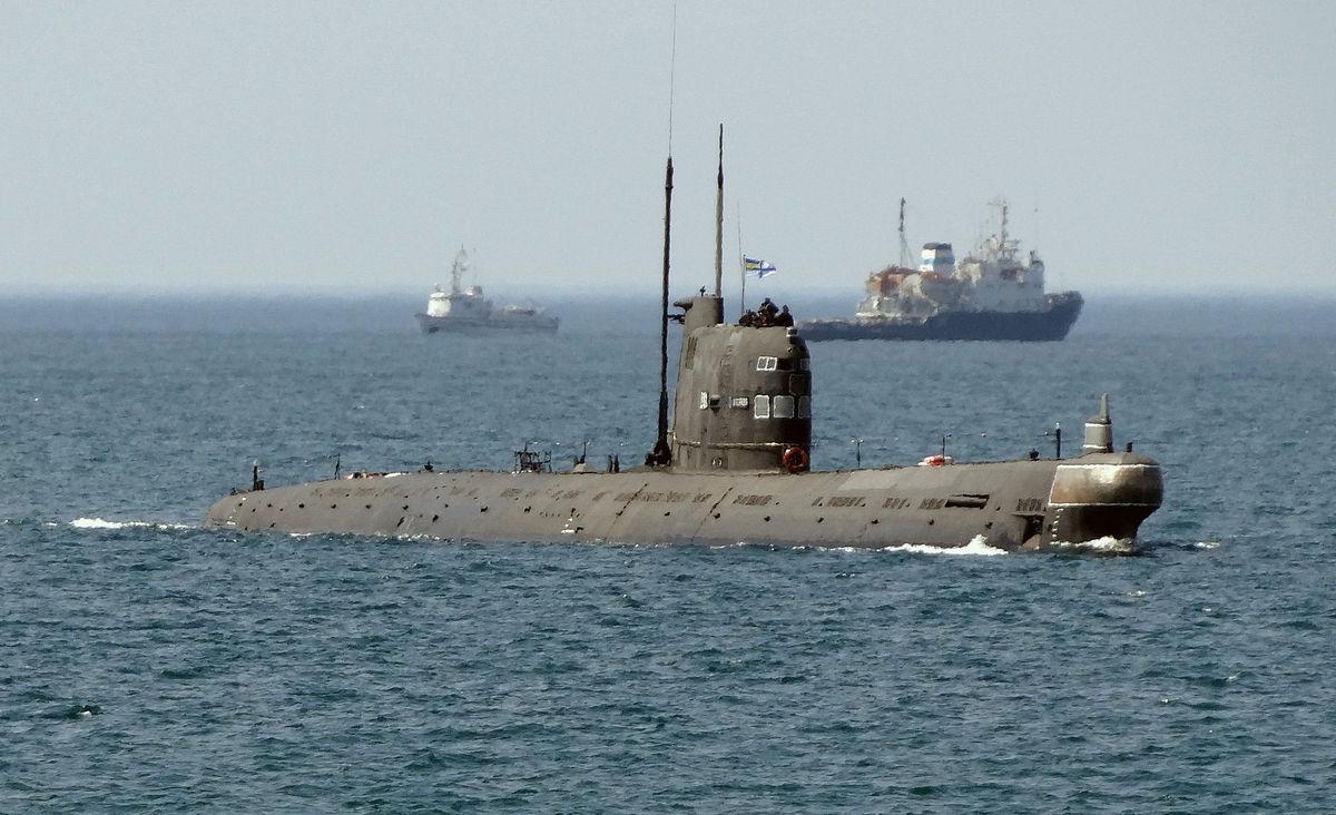Есть ли будущее у украинского подводного флота