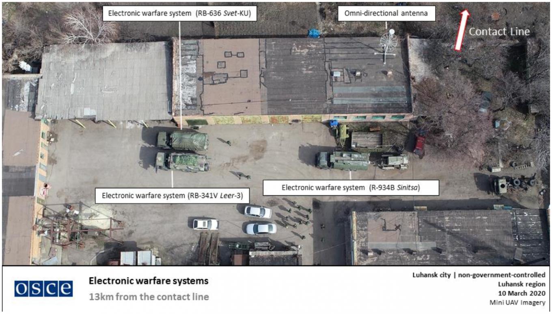 Армия РФ тренировалась захватывать города с помощью SMS-пропаганды