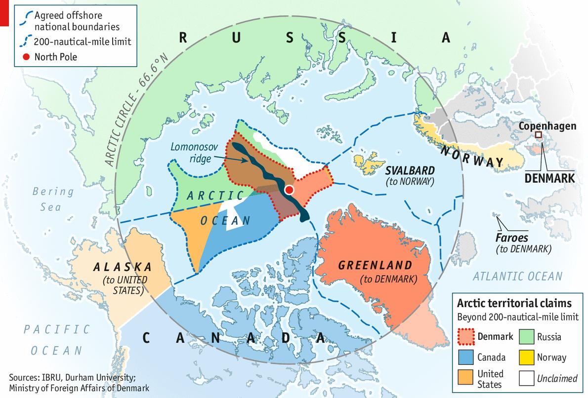 США и Канада модернизируют спутники для противодействия РФ в Арктике: что известно