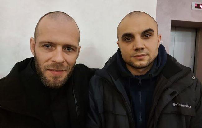 """Суд освободил из-под стражи двух бывших бойцов """"Торнадо"""""""